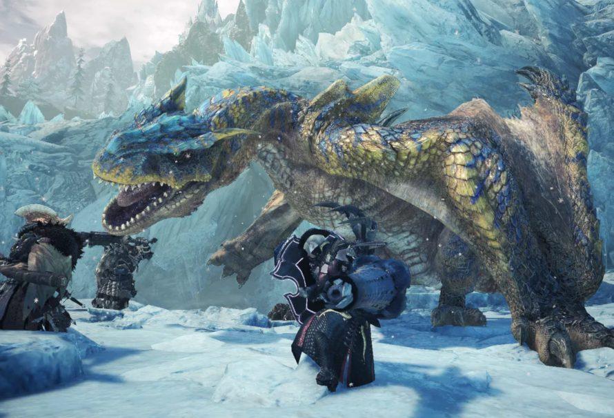 Monster Hunter World: Iceborne Monsters
