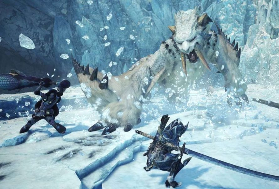 Quests in Monster Hunter World: Iceborne