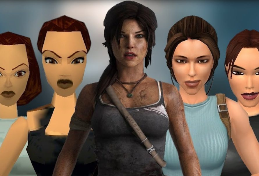 How the Tomb Raider has evolved