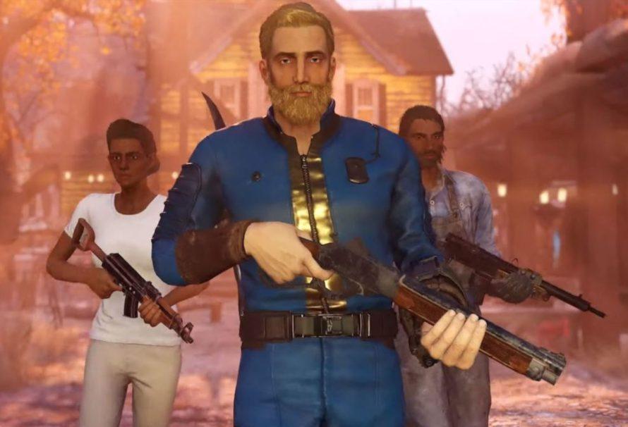 Fallout 76 – Wastelanders