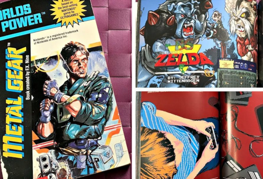 World Book Day – The 5 Best (and 5 Worst) Video Game Books