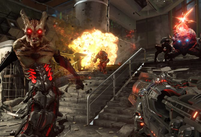 DOOM Eternal Online Multiplayer - What's New?