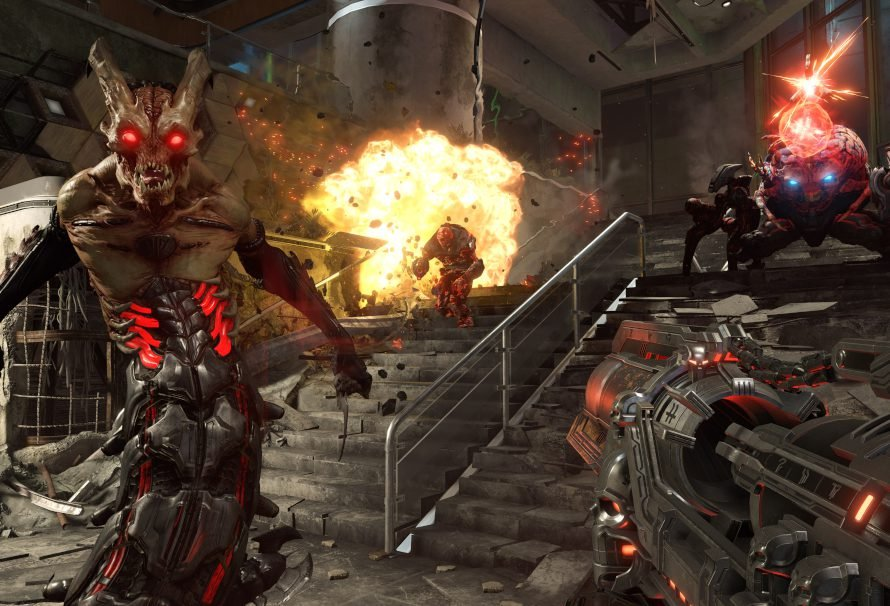 How To Rip And Tear The Most From Doom Eternal Multiplayer