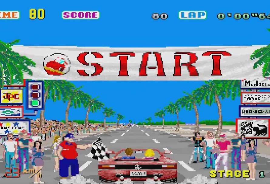 The Trippy Legacy of OutRun