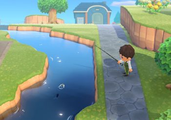 How to catch a Golden Trout in Animal Crossing New Horizons