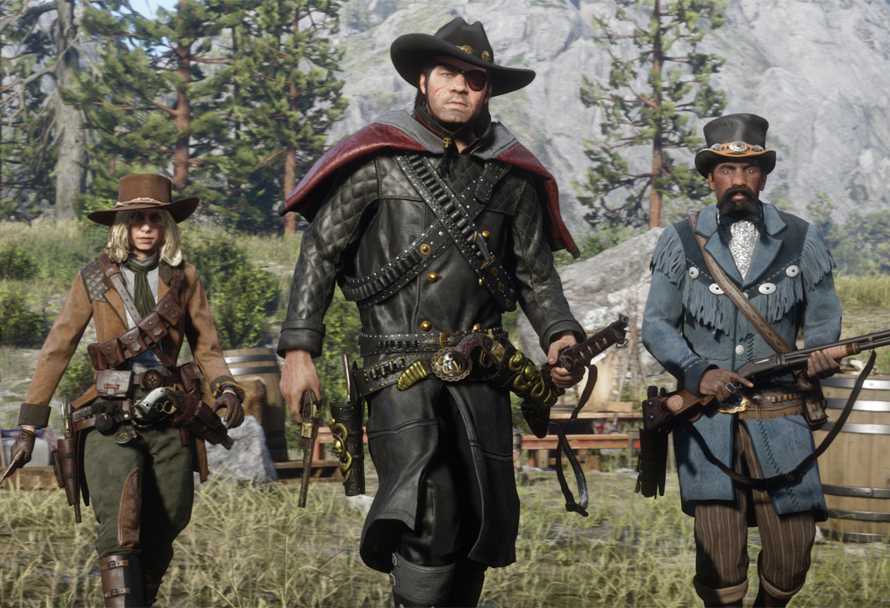 Find all Red Dead Redemption 2 Treasure Maps | Green Man Gaming