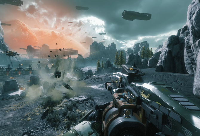 The Top 10 best FPS games 2020