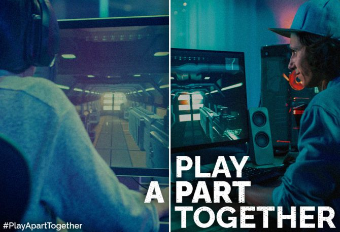 Play Apart Together