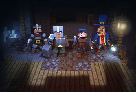 Everything you need to know about Minecraft Dungeons release date, platforms, and more