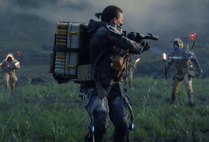 Death Stranding - How the Multiplayer works