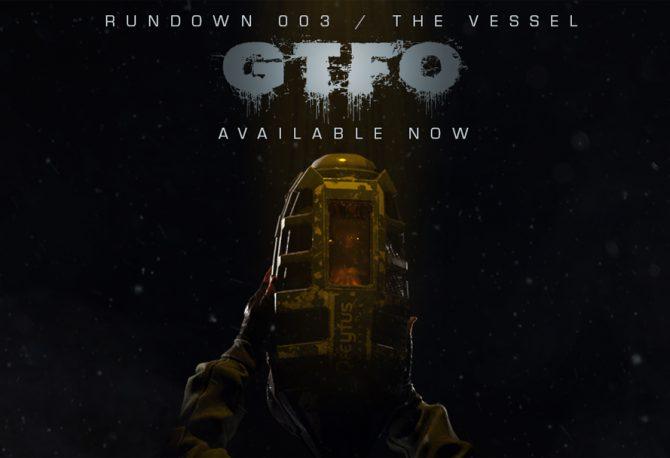 GTFO Rundown 3 - The Vessel