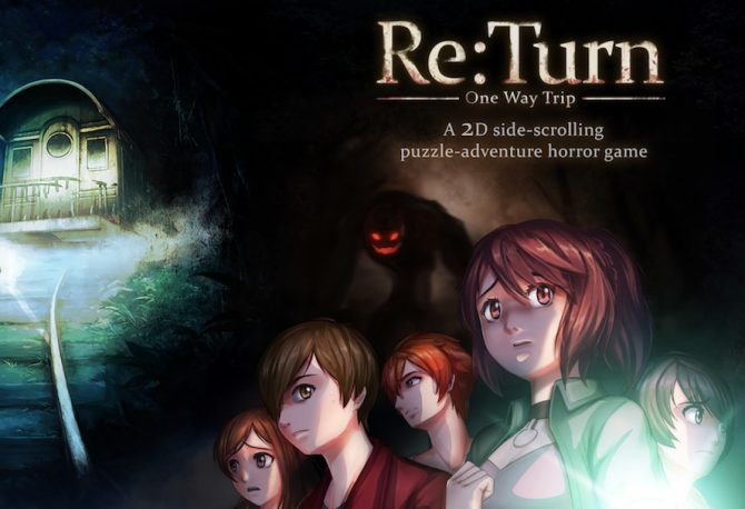 Re:Turn - One Way Trip Brings Hair-Raising Horror To PC & Consoles This September