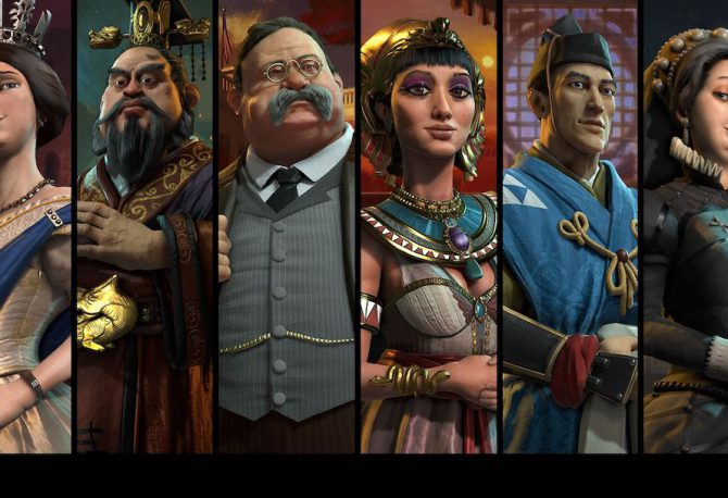 Civilization VI - Best Leaders for New Players