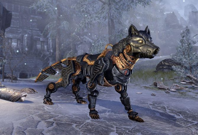 The Elder Scrolls Online: Greymoor - Antiquities Guide