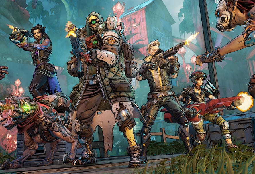 Borderlands 3 Legendary Weapons Guide Green Man Gaming Guide for the kill borman nates side mission found on sanctuary in borderlands 3. borderlands 3 legendary weapons guide
