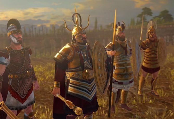 Total War Saga: Troy - All Playable Factions