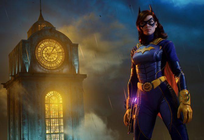 DC FanDome 2020 - Gotham Knights & Suicide Squad: Kill The Justice League