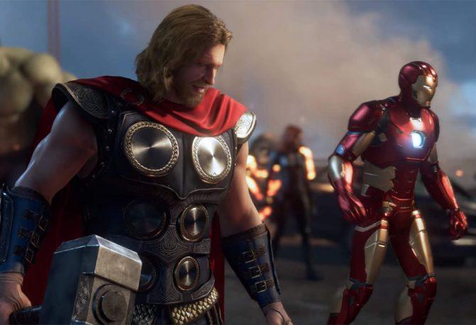 Marvel's Avengers Multiplayer Co-Op Mode