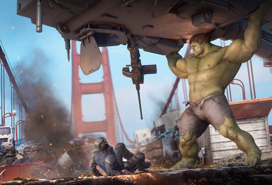 Marvel's Avengers – how to level up Earth's Mightiest Heroes