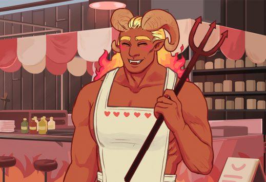 Lovingly Evil - The Dating sim for villains
