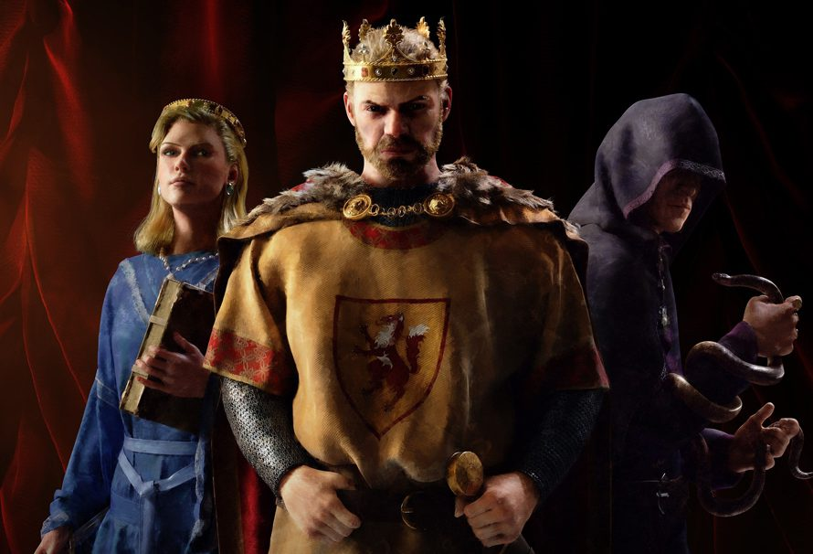 Crusader Kings 3 New Features