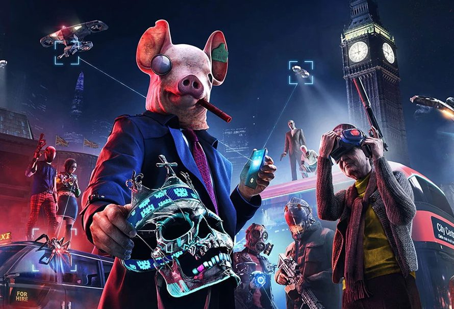 What to expect from London in the Watch Dogs Legion map