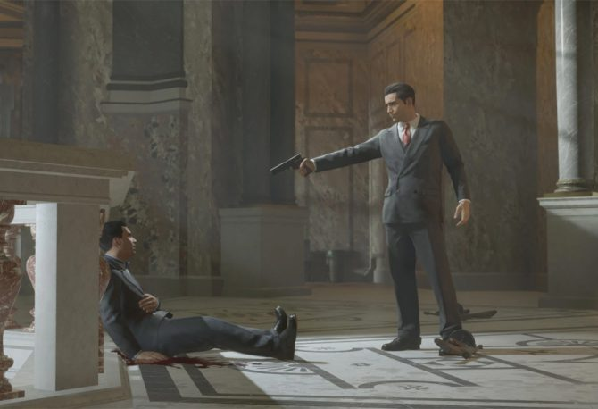 Mafia Definitive Edition Characters and Voice Actors