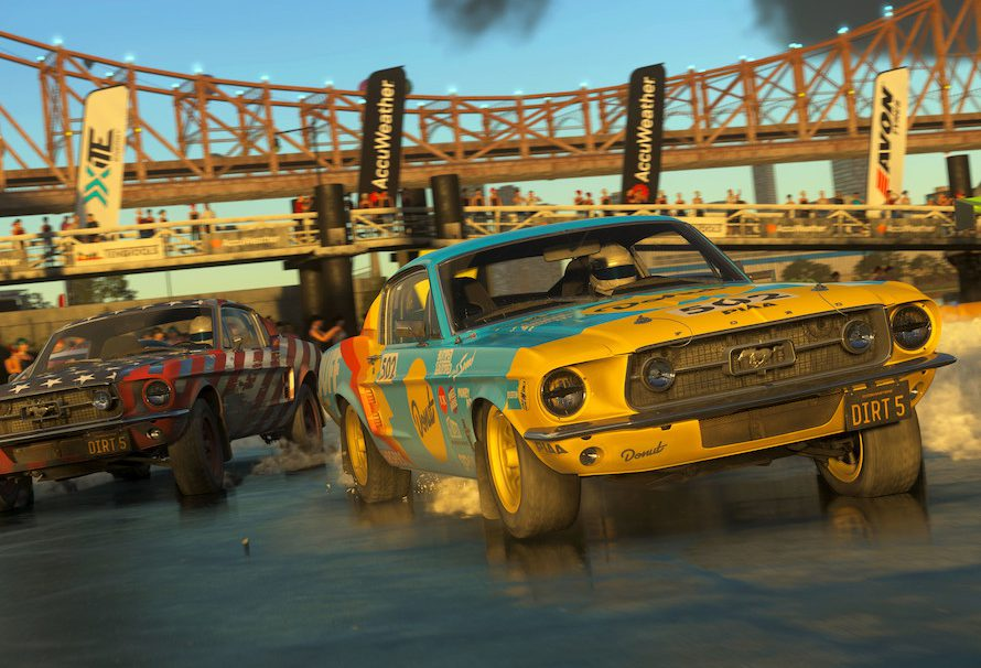 All DiRT 5's drivable cars