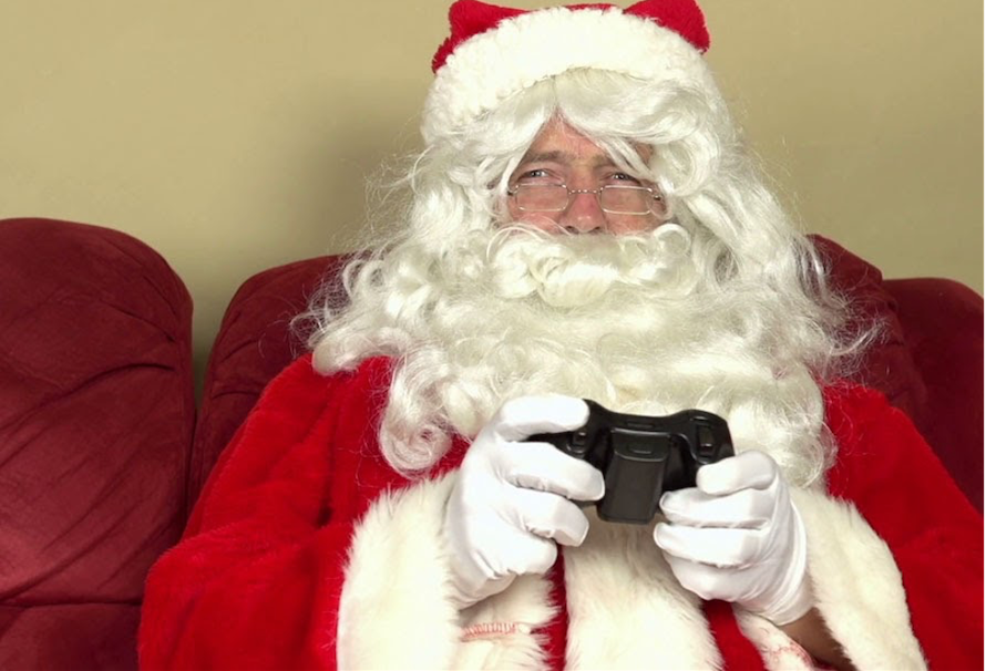 Top Ten Christmas Video Games