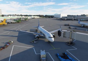 Flight Simulator Airports - The Difference Between Standard And Hand-Crafted Airports