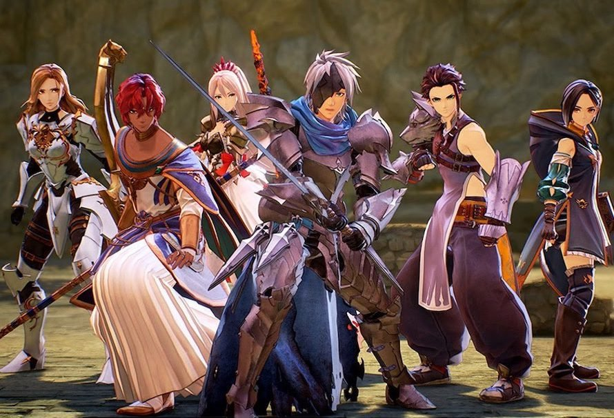 Tales of Arise Characters and Party Members | Green Man Gaming
