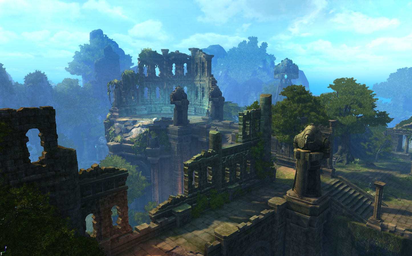 Aion levelling guide