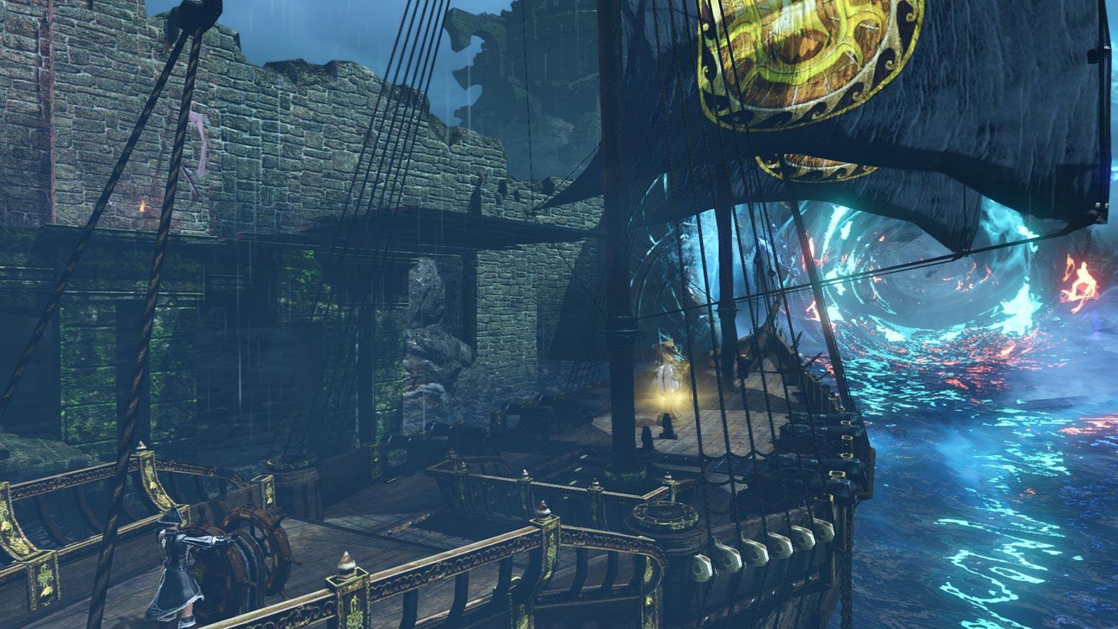 Archeage Gameplay