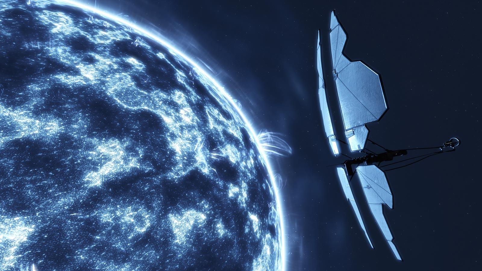 Eve Online Gameplay