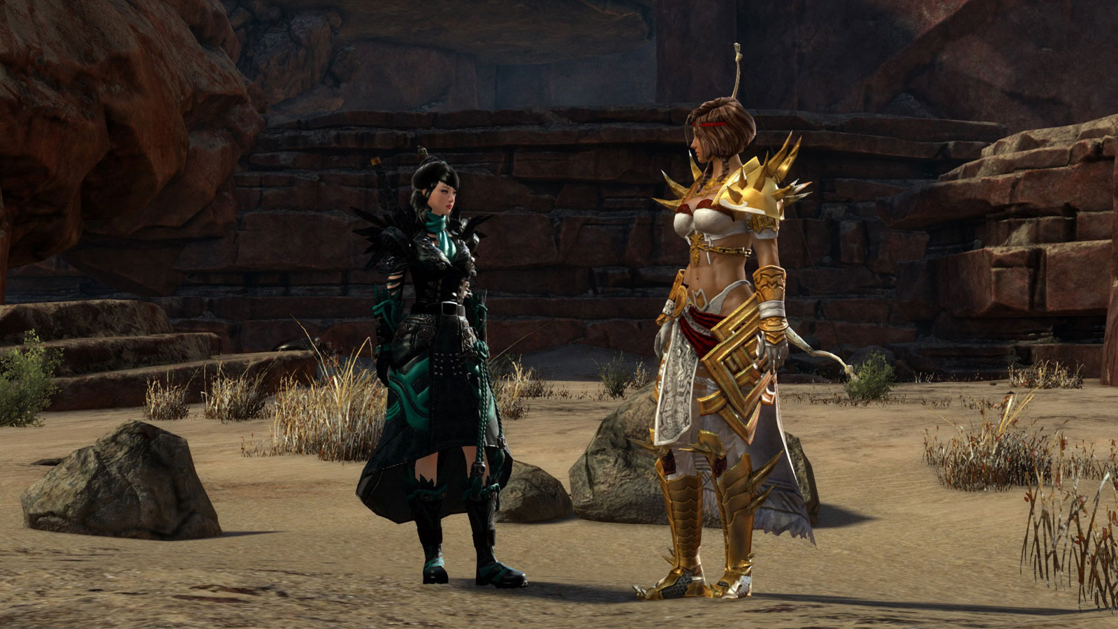 Guild wars 2 builds