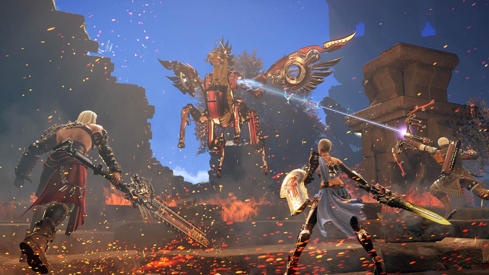 Skyforge Screenshot