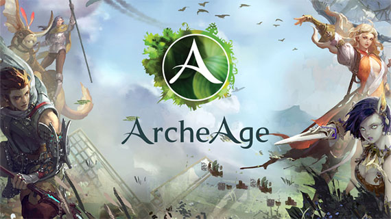 Archeage packshot
