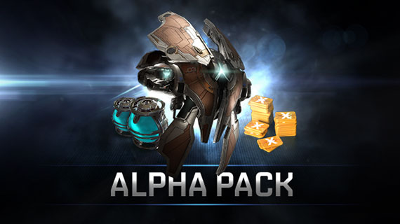 EVE Online: Alpha Pack