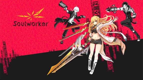Soulworker Packshot
