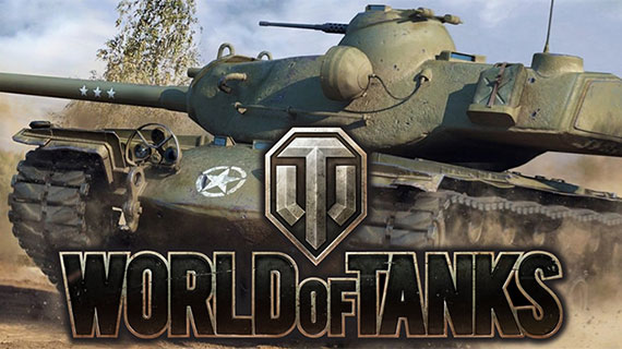World of Tanks Packshot