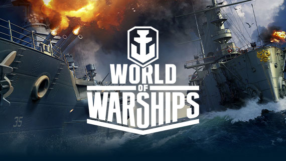 World of Warships Packshot