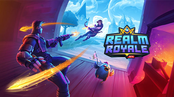 Realm Royale Product