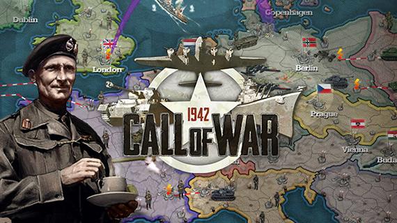 Call of War Packshot