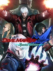 Devil May Cry 4: Special Edition P8FB0BF70AFB