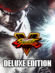 Street Fighter V 2017 Deluxe Edition P8B993C46754