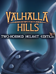 Valhalla Hills: Two-Horned Helmet Edition P77D04FF2243