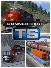 Train Simulator: Donner Pass: Southern Pacific Add-on