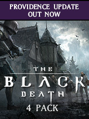 The Black Death: 4 Pack