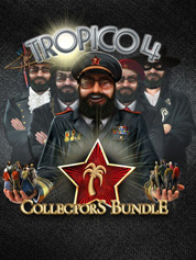 Tropico 4 - Collector's Bundle (MAC)