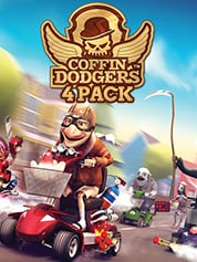Coffin Dodgers 4 Pack